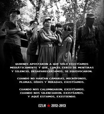 extracto del comunicado del EZLN del 30 de dic 2012
