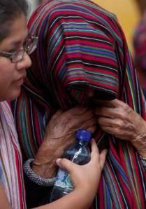 testifican mujeres contra Rios Montt