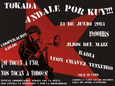 andale por kuy