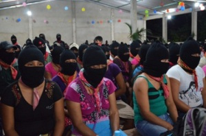 mujeres zapatistas 1
