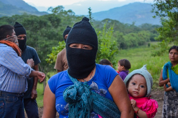 mujeres zapatistas 3