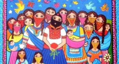 mujeres zapatistas 2
