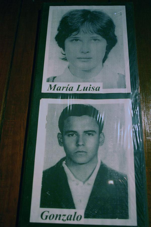 FLN Maria Luisa y Gonzalo