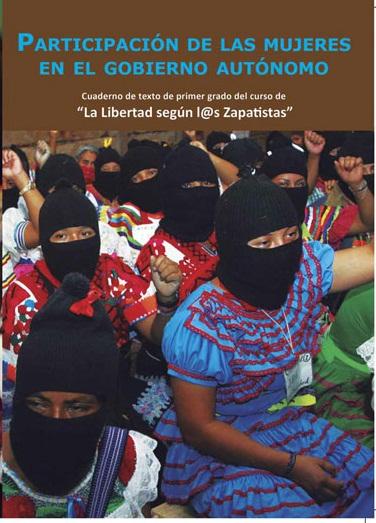 participacion de las mujeres en el gobierno autonomo