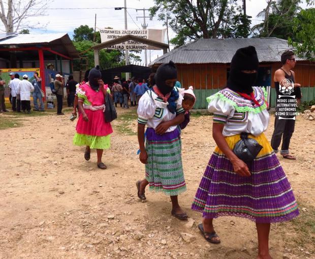"""Resultado de imagen para EZLN: """"Miradas, Escuchas y Palabras: ¿Prohibido Pensar?"""""""