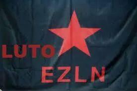 bandera ezln luto