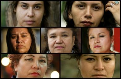 mujeres de atenco