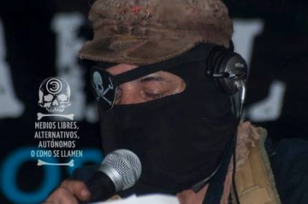 subcomandante insurgente marcos 2014