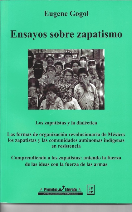 libro Ensayos sobre zapatismo