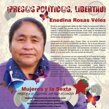 Enedina Rosas Vélez --dos