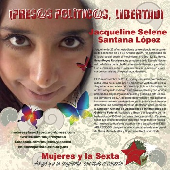Jacqueline Selene Santana López --dos