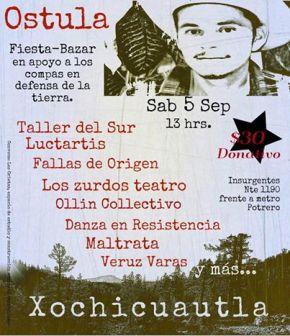 fiesta ostula Xochicuautla