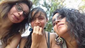 Las hijas de su Tonatzin Tlalli