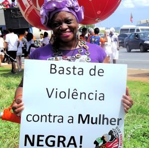marcha de las mujeres negras 2