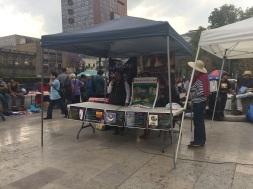 mesa represion y violencia de estado, Ayotzinapa